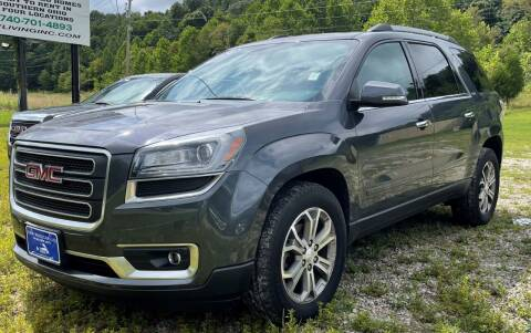 2014 GMC Acadia for sale at Court House Cars, LLC in Chillicothe OH