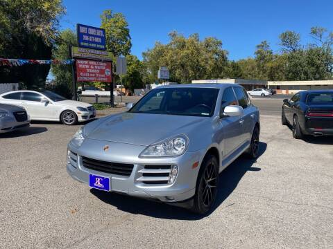 2008 Porsche Cayenne for sale at Right Choice Auto in Boise ID