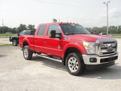 2014 Ford F-350 Super Duty for sale at Frieling Auto Sales in Manhattan KS