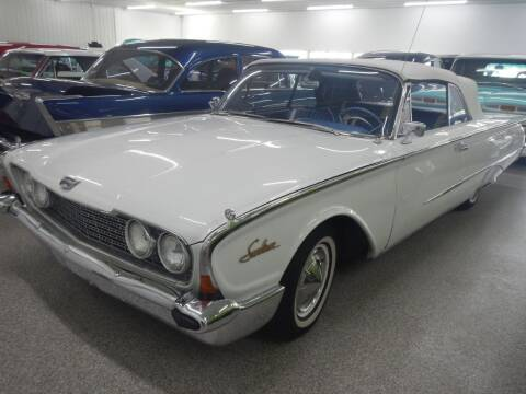 1960 Ford Sunliner for sale at Custom Rods and Muscle in Celina OH