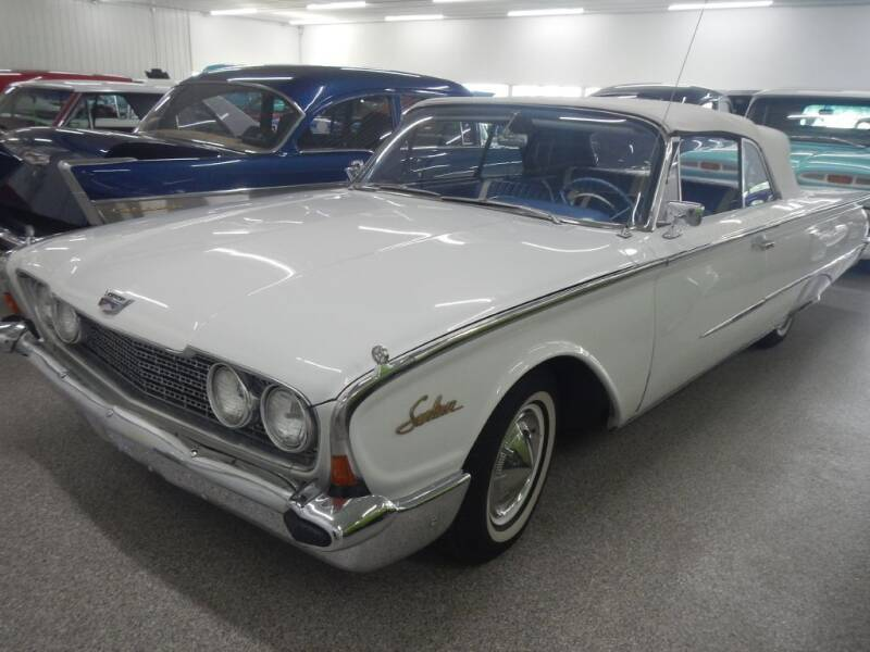 1960 Ford Sunliner for sale in Celina, OH
