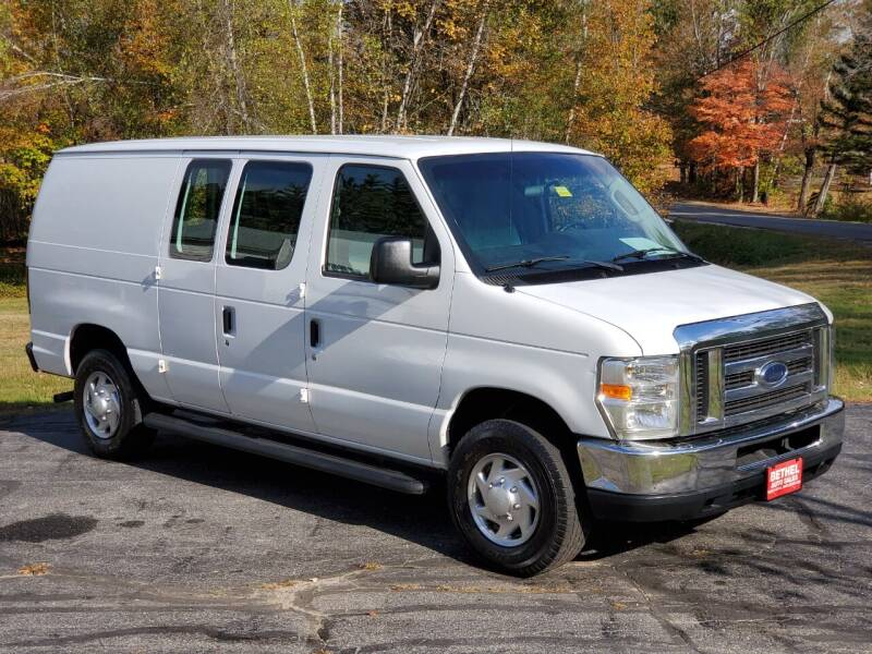 2013 Ford E-Series Cargo for sale at Bethel Auto Sales in Bethel ME