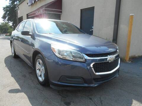 2015 Chevrolet Malibu for sale at AutoStar Norcross in Norcross GA