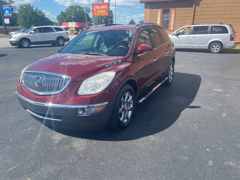 2008 Buick Enclave for sale at Approved Automotive Group in Terre Haute IN