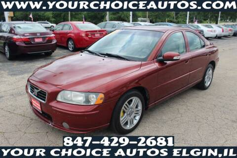 2008 Volvo S60 for sale at Your Choice Autos - Elgin in Elgin IL