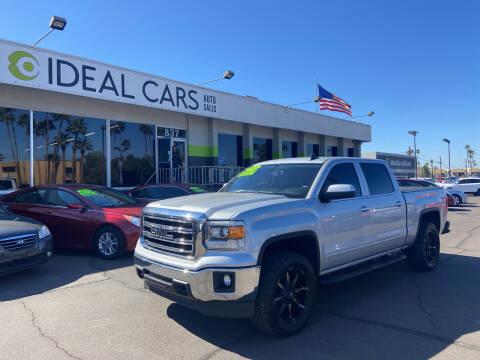 2015 GMC Sierra 1500 for sale at Ideal Cars in Mesa AZ