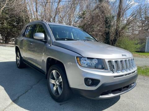 2016 Jeep Compass for sale at Pristine AutoPlex in Burlington NC