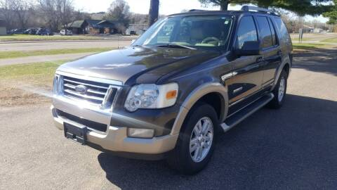 2006 Ford Explorer for sale at Shores Auto in Lakeland Shores MN