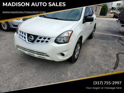 2014 Nissan Rogue Select for sale at MADISON AUTO SALES in Indianapolis IN