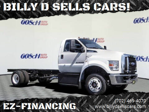 2021 Ford F-650 Super Duty for sale at BILLY D SELLS CARS! in Temecula CA