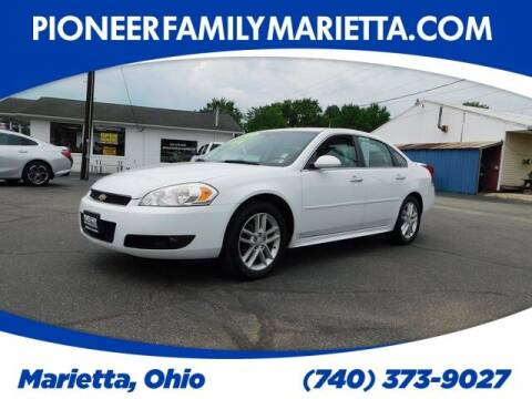 2014 Chevrolet Impala Limited for sale at Pioneer Family preowned autos in Williamstown WV