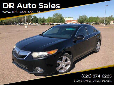 2013 Acura TSX for sale at DR Auto Sales in Glendale AZ
