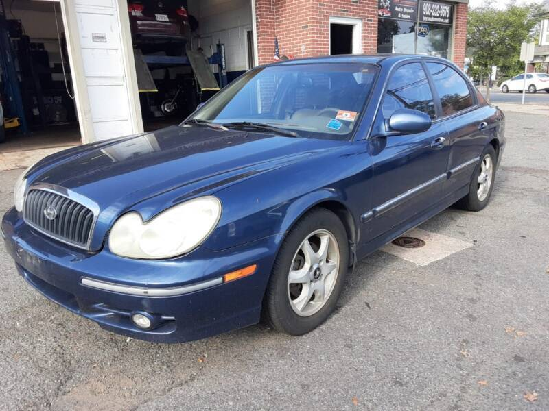 2005 Hyundai Sonata for sale at Jay's Automotive in Westfield NJ