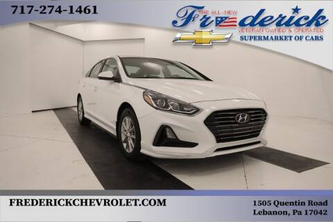 2019 Hyundai Sonata for sale at Lancaster Pre-Owned in Lancaster PA
