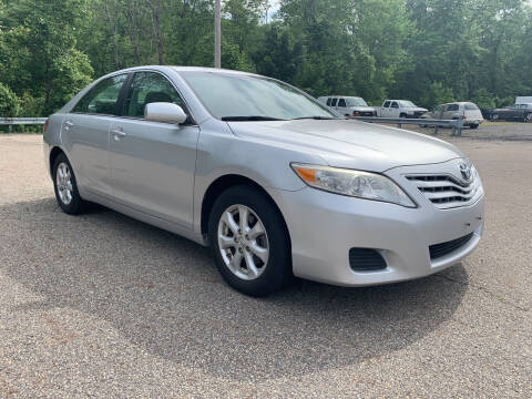 2011 Toyota Camry for sale at George Strus Motors Inc. in Newfoundland NJ