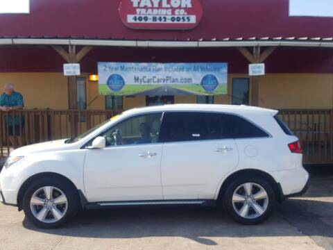 2012 Acura MDX for sale at Taylor Trading Co in Beaumont TX