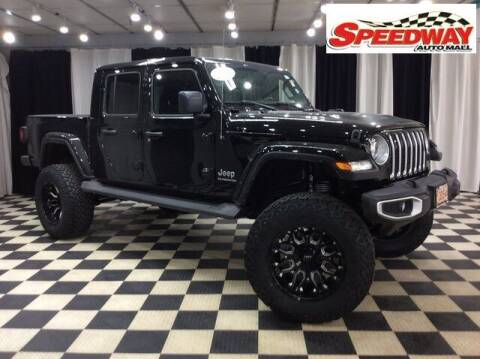 2020 Jeep Gladiator for sale at SPEEDWAY AUTO MALL INC in Machesney Park IL