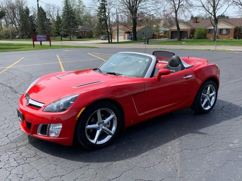 2008 Saturn SKY for sale at Dittmar Auto Dealer LLC in Dayton OH