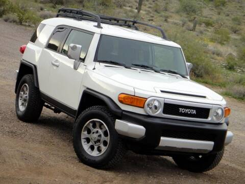 2011 Toyota FJ Cruiser for sale at AZGT LLC in Phoenix AZ