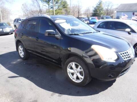 2008 Nissan Rogue for sale at Rob Co Automotive LLC in Springfield TN