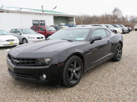 2011 Chevrolet Camaro for sale at Low Cost Cars in Circleville OH