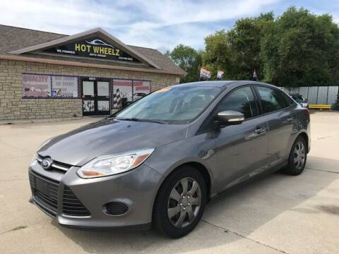2013 Ford Focus for sale at HotWheelz Auto Group in Detroit MI