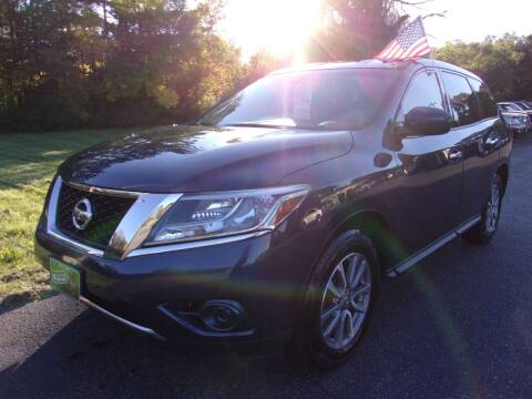 2014 Nissan Pathfinder for sale at American Auto Sales in Forest Lake MN