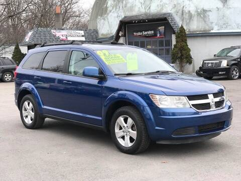 2009 Dodge Journey for sale at United Auto Service in Leominster MA