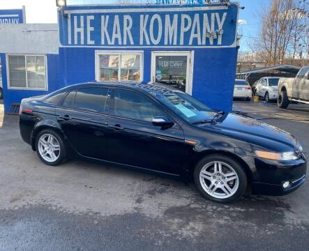 2008 Acura TL for sale at The Kar Kompany Inc. in Denver CO