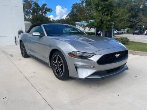 2020 Ford Mustang for sale at ETS Autos Inc in Sanford FL