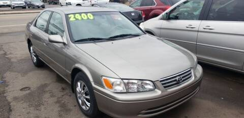 2000 Toyota Camry for sale at TC Auto Repair and Sales Inc in Abington MA