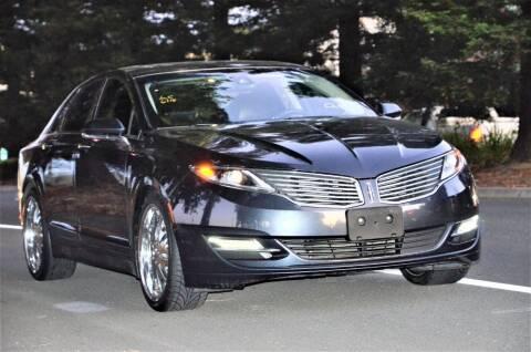 2014 Lincoln MKZ Hybrid for sale at Brand Motors llc - Belmont Lot in Belmont CA