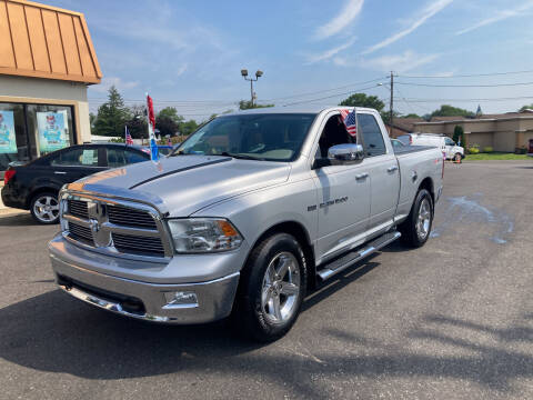2012 RAM Ram Pickup 1500 for sale at Majestic Automotive Group in Cinnaminson NJ