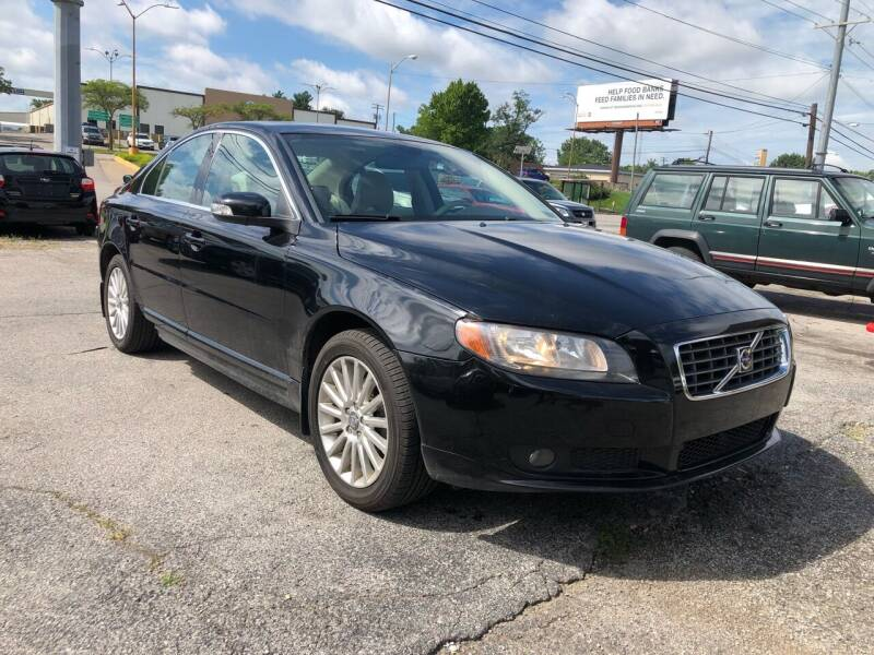 2007 Volvo S80 for sale at Best Choice Auto Sales in Lexington KY