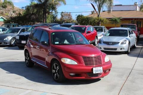 2004 Chrysler PT Cruiser for sale at Car 1234 inc in El Cajon CA