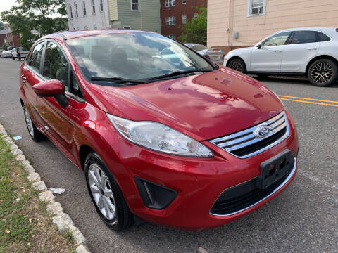 2011 Ford Fiesta for sale at Big T's Auto Sales in Belleville NJ