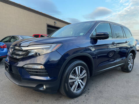 2018 Honda Pilot for sale at Vantage Auto Wholesale in Lodi NJ