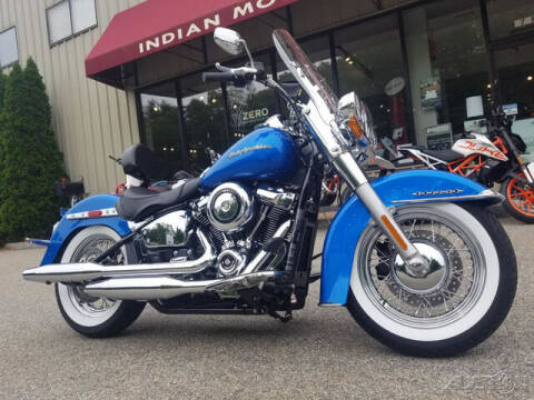 2018 Harley-Davidson® HARLEY DAVIDSON SOFTAIL for sale at ROUTE 3A MOTORS INC in North Chelmsford MA