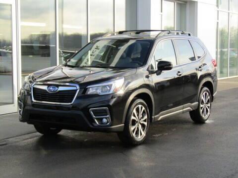 2021 Subaru Forester for sale at Brunswick Auto Mart in Brunswick OH