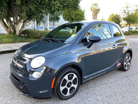 2017 FIAT 500e for sale at Trade In Auto Sales in Van Nuys CA
