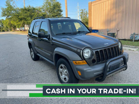 2006 Jeep Liberty for sale at Horizon Auto Sales in Raleigh NC