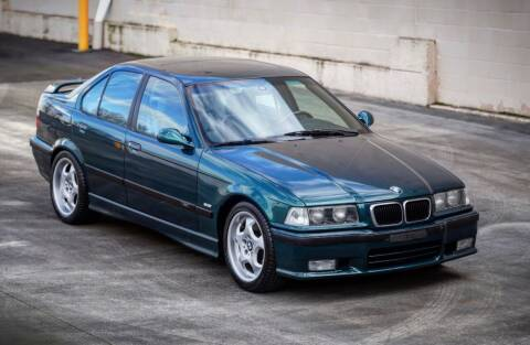 1997 BMW M3 for sale at MS Motors in Portland OR
