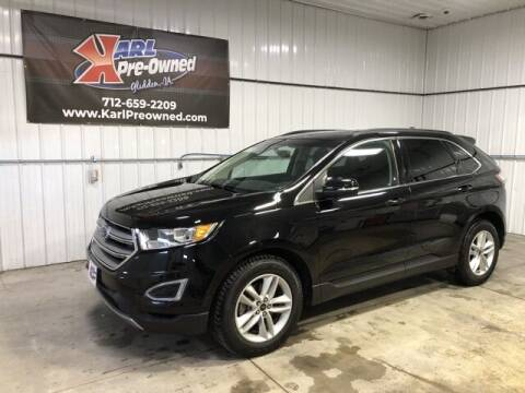 2018 Ford Edge for sale at Karl Pre-Owned in Glidden IA