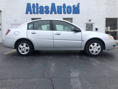 2006 Saturn Ion for sale at Atlas Auto in Rochelle IL