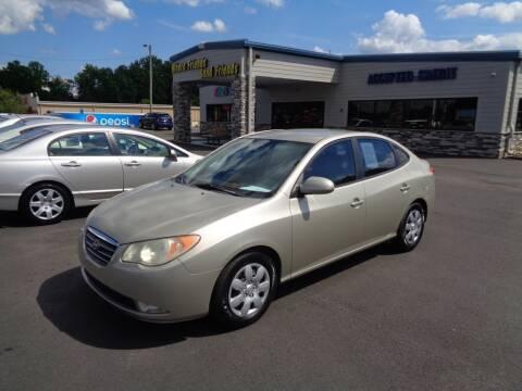 2008 Hyundai Elantra for sale at KARS R US of Spartanburg LLC in Spartanburg SC