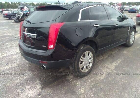 2012 Cadillac SRX for sale at JacksonvilleMotorMall.com in Jacksonville FL