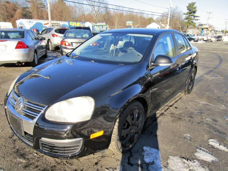 2008 Volkswagen Jetta for sale at Route 12 Auto Sales in Leominster MA