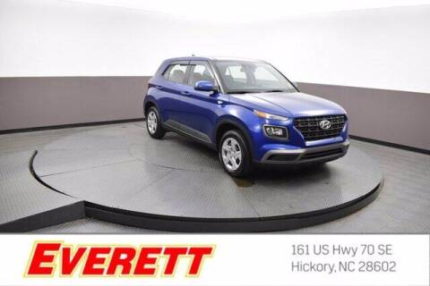 2020 Hyundai Venue for sale at Everett Chevrolet Buick GMC in Hickory NC