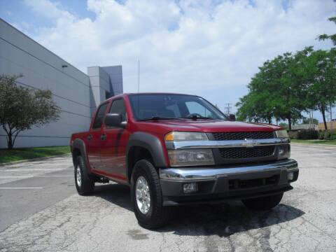 2005 Chevrolet Colorado for sale at Nationwide Auto Group in Melrose Park IL