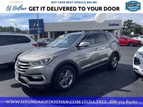 2017 Hyundai Santa Fe Sport for sale at Mike Schmitz Automotive Group in Dothan AL